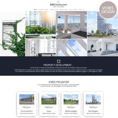 Ejendomsudvikling kundeprojekt