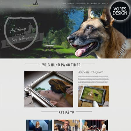Hundetræner kunde case