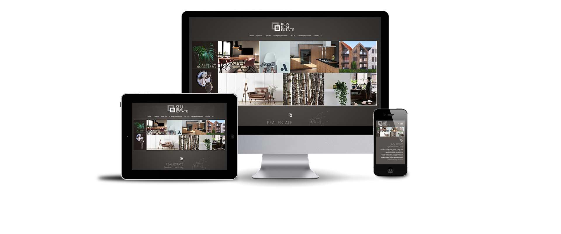 Se screenshots af vores tidligere kunde projekter
